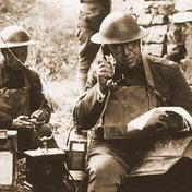 Dan Dayton speaking on Signal Corps Field Telephone
