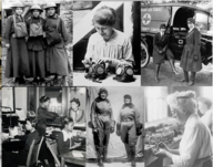 Women in WWI education resources