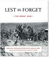 Lest We Forget Book Cover