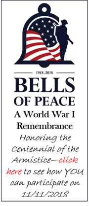 Bells of Peace sidebar ad