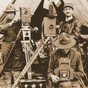 Picture This! Capturing WWI in moving and still images