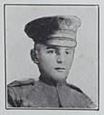 Private John Sheridan Minch