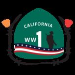 California WWI Cenetnnial Task Force Logo