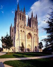 Washington National Cathedral 1