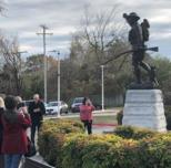 Muskogee, OK Doughboy statue
