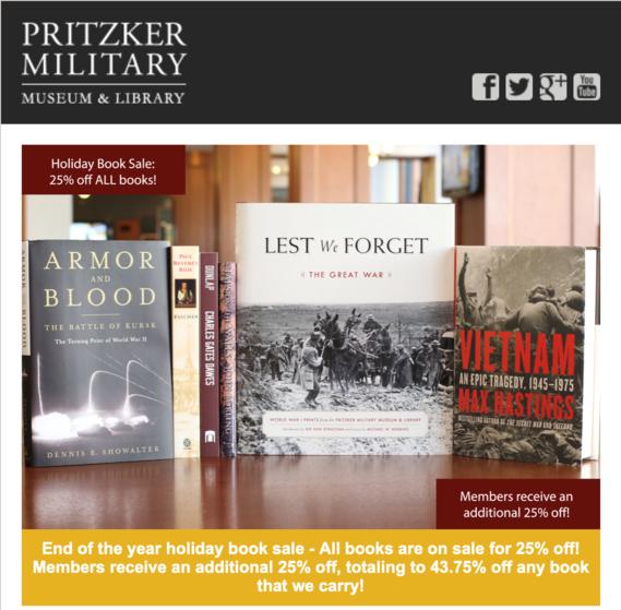 Pritzker Book Sale 2018