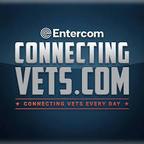 Entercom Connecting Veterans logo