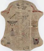Air Base fabric art 1917-1919