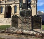 Fayette County Ohio War Dead Memorial