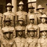 Officer Candidate trainees at Fort Des Moines, Iowa vs2