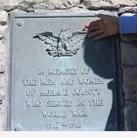 AZ Memorial plaque