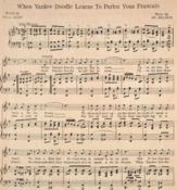 Sheet Music snip