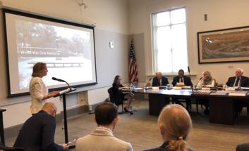 CFA Meeting April 2019