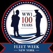 UPDATED Navy Centennial Logo