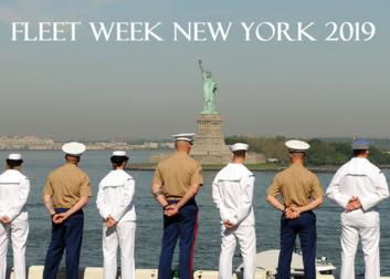 Fleet Week New York 2019