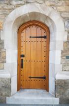 Riverdale Memorial Bell Tower Door