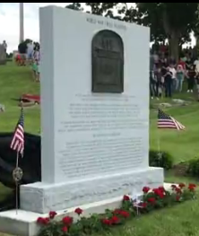 Covington, OH memorial