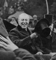 Woodrow Wilson at Versailles