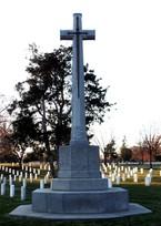 Canadian Cross of Sacrifive at Arlington National Cemetery