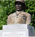 Henry Johnson Memorial Albany