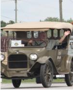 MVPA 1918 staff car