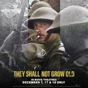 They Shall Not Grow Old 2019