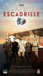 Lafayetet Escadrille movie poster