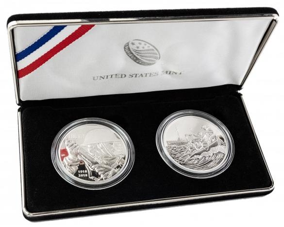 Coin Set box