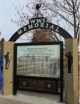 Spokane bridge WWI memorial