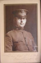 Regis Barrett, OSB, Chaplain, U.S. Army