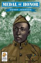 Henry Johnson graphic novel AUSA