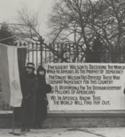 19th Amendment exhibit National WWI Museum