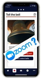 Bells of Peace with Zoom