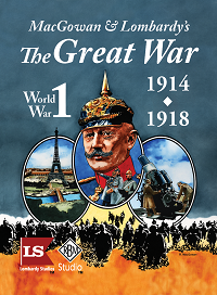 The Great War™ card game card back