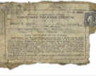Christmas package coupon