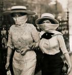 Masks 1918