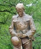 Franklin Doughboy Memorial snip