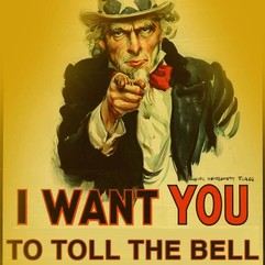 Uncle Sam wants you to toll the bells