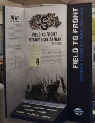 Field to Front exhibit Penn State
