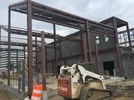 ART facility construction photo