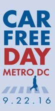 Car Free Day logo