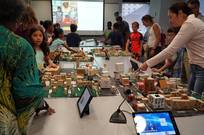 3rd graders Columbia Pike project