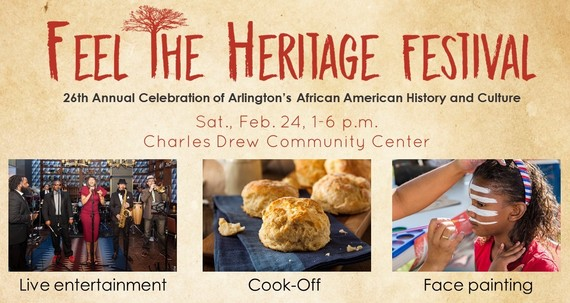 feel the heritage cook off face painting live entertainment