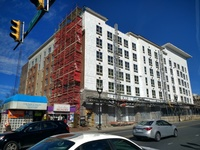 Gilliam Place progress