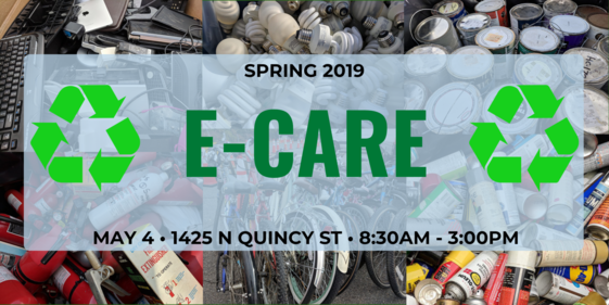 E-CARE is Saturday, May 4!
