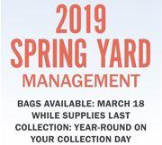 Spring Yard Cart