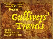 ETC & McKinley Children's Theatre Present Gulliver's Travels