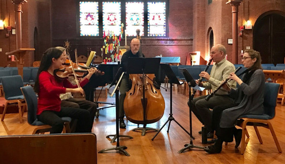 DC Concert Orchestra: Chamber Music Concert