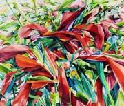 """""""Red Lilies"""" by Naomi Chung"""