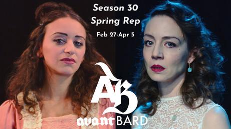 Avant Bard: Spring Rep